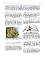 The Northwest Africa 10416 olivine-phyric Martian basalt: product of magma mixing, assimilation and alteration