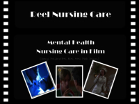 Reel nursing care: mental health nursing care in film
