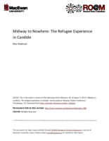 Midway to nowhere: the refugee experience in Candide