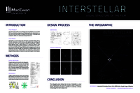 Interstellar: visual structure of the film