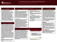 Scottish youth and antisocial behaviour: a literature review and comparative study