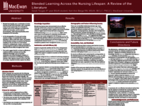 Blended learning across the nursing lifespan