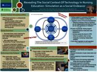 Revealing the social context of technology In nursing education: simulation as a social endeavor