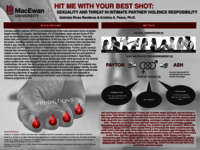 Hit me with your best shot: sexuality, threat, and instigation in intimate partner violence responsibility