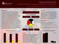 Playing the blame game: Indigenous status and culpability in ambiguous sexual assaults