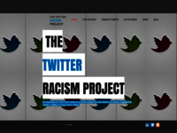 The Twitter Racism Project
