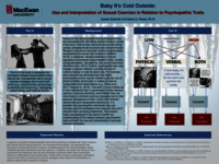 Baby it's cold outside: use and interpretation of sexual coercion in relation to psychopathic traits