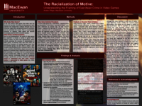 The racialization of motive: understanding the framing of East Asian crime in video games
