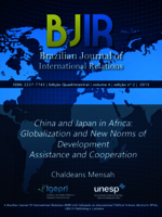 China and Japan in Africa: globalization and new norms of development assistance and cooperation