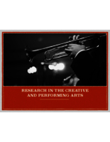 Research in the creative and performing arts