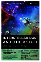 Interstellar dust and other stuff: what's it made of?