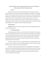 Integrating themes in teaching an undergraduate course: the cases of intermediate microeconomics and principles of macroeconomics