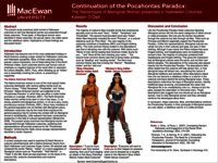Continuation of the Pocahontas paradox: stereotypes of Aboriginal women presented in Halloween costumes